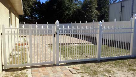 Diamond Special Fence