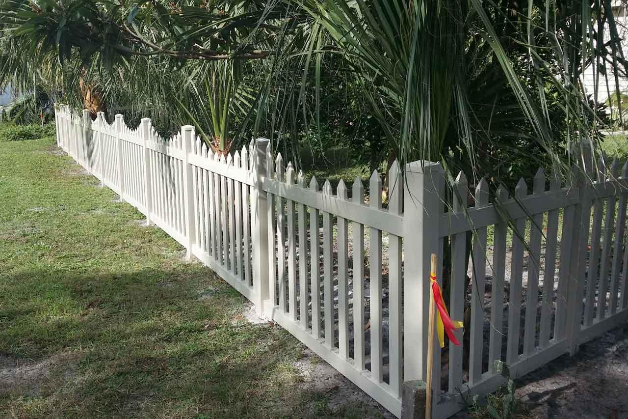 Vinyl Fencing For Sale On Ebay